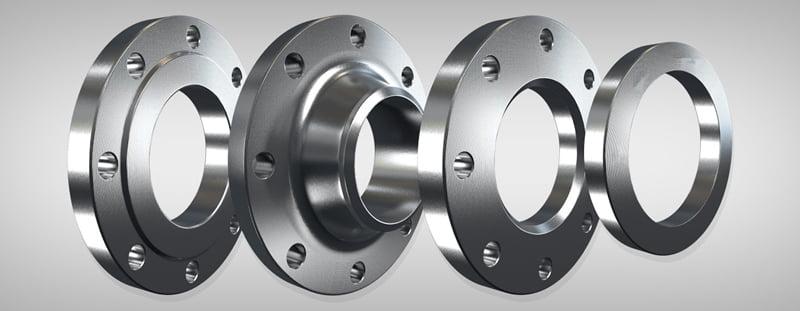 Stainless Steel 310 steel flanges