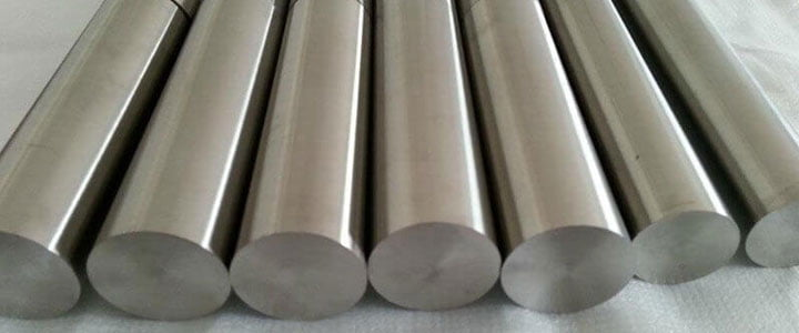 Titanium Gr 7 Round Bars
