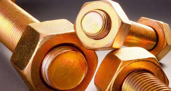 Copper Nickel Fastner