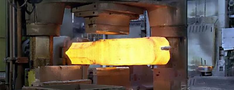 Super Duplex Steel 2507 Forging
