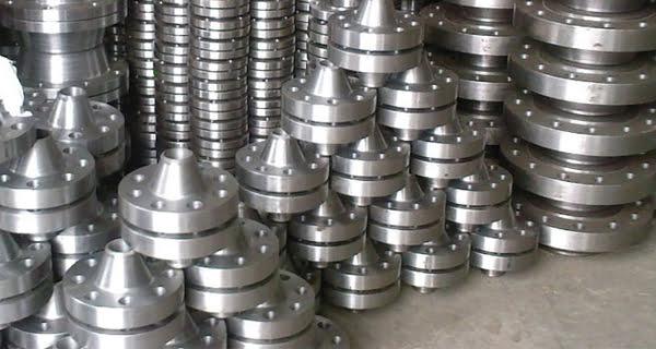 Duplex / Super Duplex Steel Flanges
